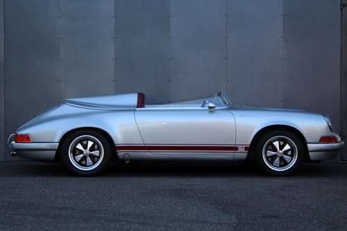 1988 PS Spyder on Porsche 911 Base built by Paul Stephens RHD For Sale (picture 2 of 6)