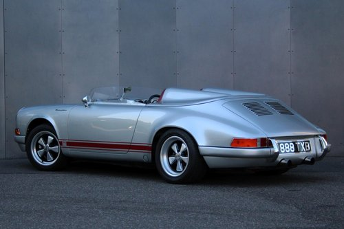 1988 PS Spyder on Porsche 911 Base built by Paul Stephens RHD For Sale (picture 3 of 6)