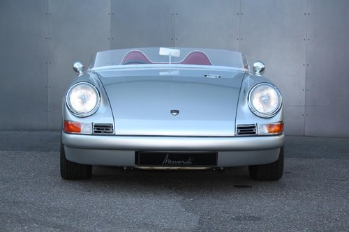 1988 PS Spyder on Porsche 911 Base built by Paul Stephens RHD For Sale (picture 4 of 6)