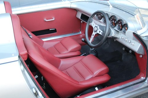 1988 PS Spyder on Porsche 911 Base built by Paul Stephens RHD For Sale (picture 5 of 6)