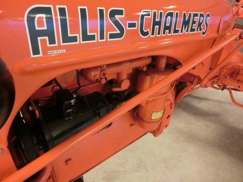 1950 Traktor Allis Chalmers Model C  For Sale (picture 3 of 6)