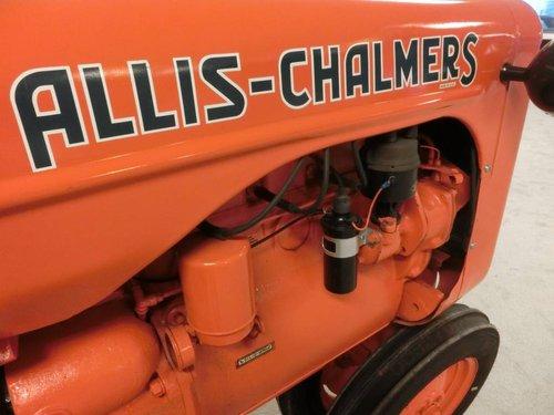 1950 Traktor Allis Chalmers Model C  For Sale (picture 5 of 6)