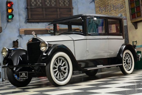 1926 Pierce Arrow Series 80 Coach / Sehr Selten For Sale (picture 1 of 6)