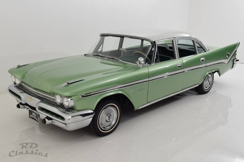 1959 Desoto Fireflite Sedan *Sehr gepflegt*  For Sale (picture 2 of 6)