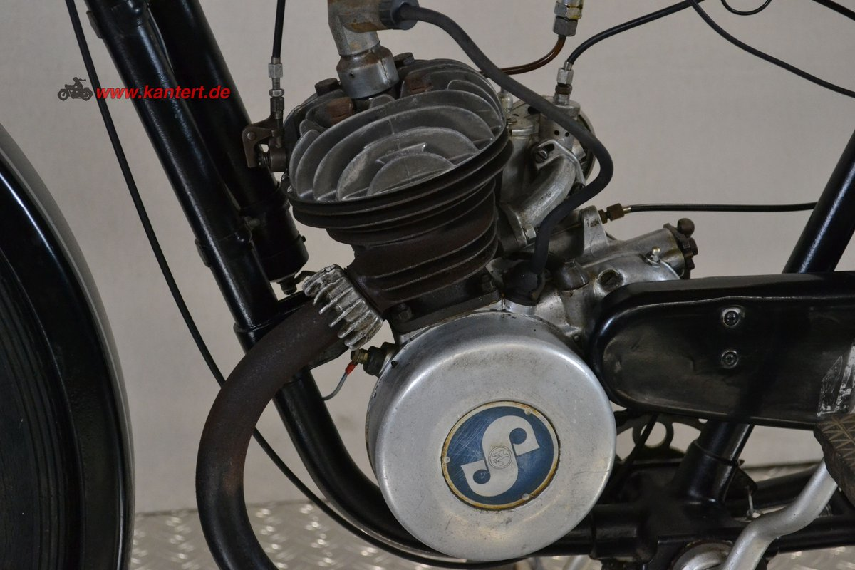1940 Bauer Werke B 98, 98 cc, 3 hp For Sale (picture 5 of 6)