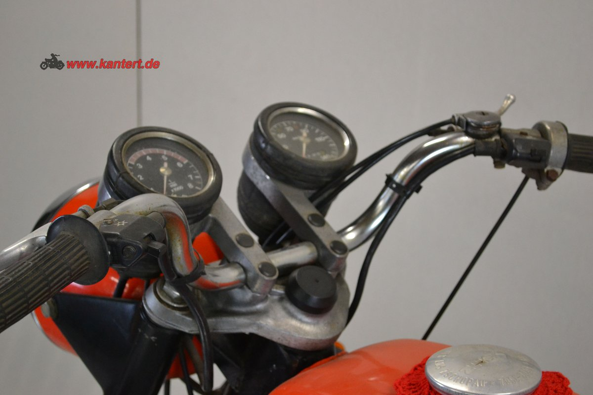 1982 MZ TS 125, 123 cc, 10 hp, 2800 km For Sale (picture 6 of 6)