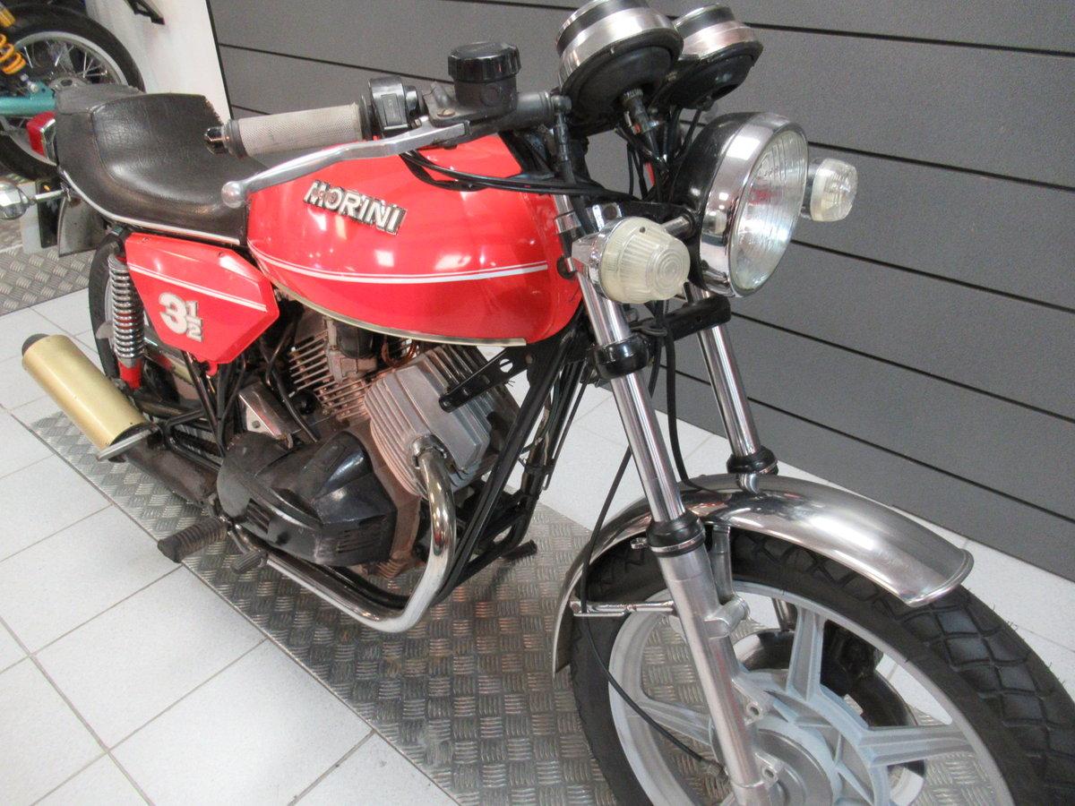 1980 Moto Morini 3 1/2 Sport For Sale (picture 2 of 6)