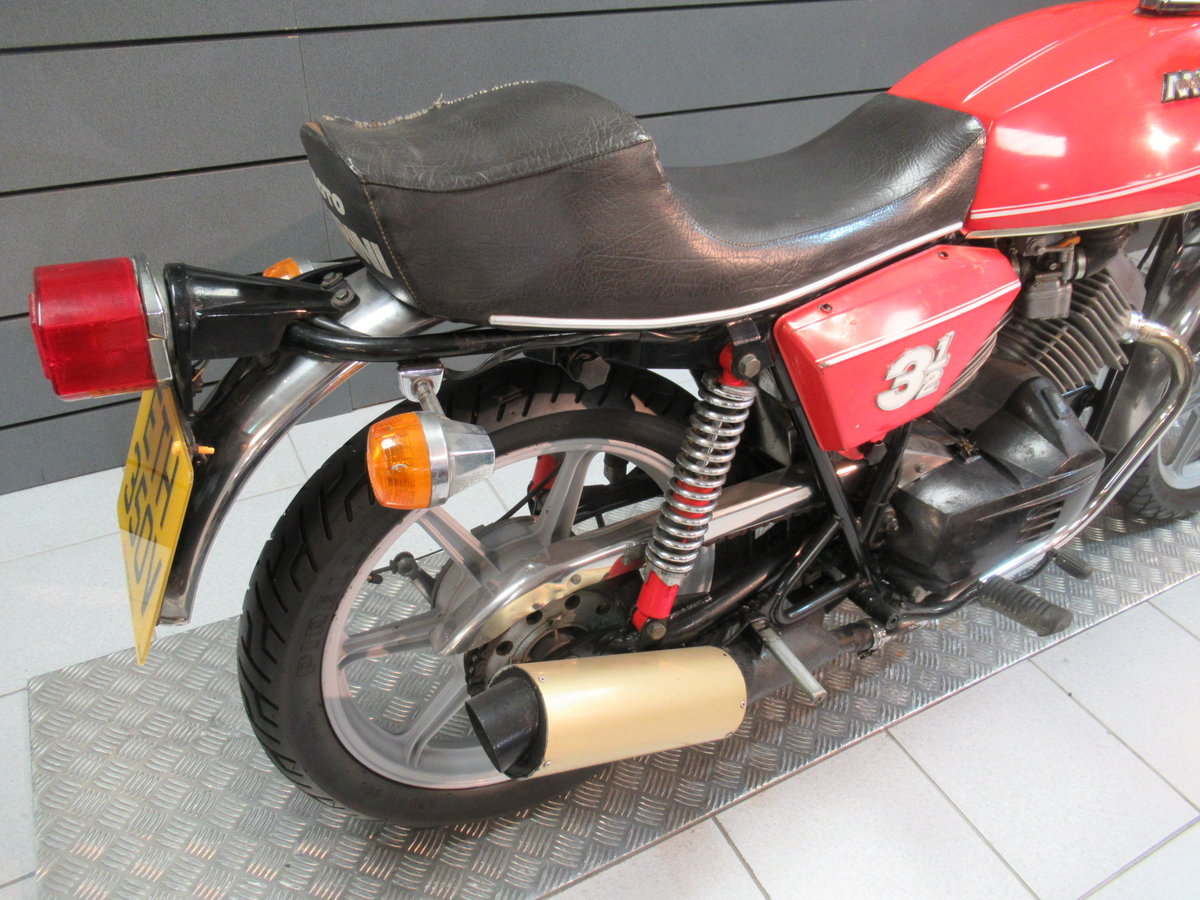 1980 Moto Morini 3 1/2 Sport For Sale (picture 3 of 6)