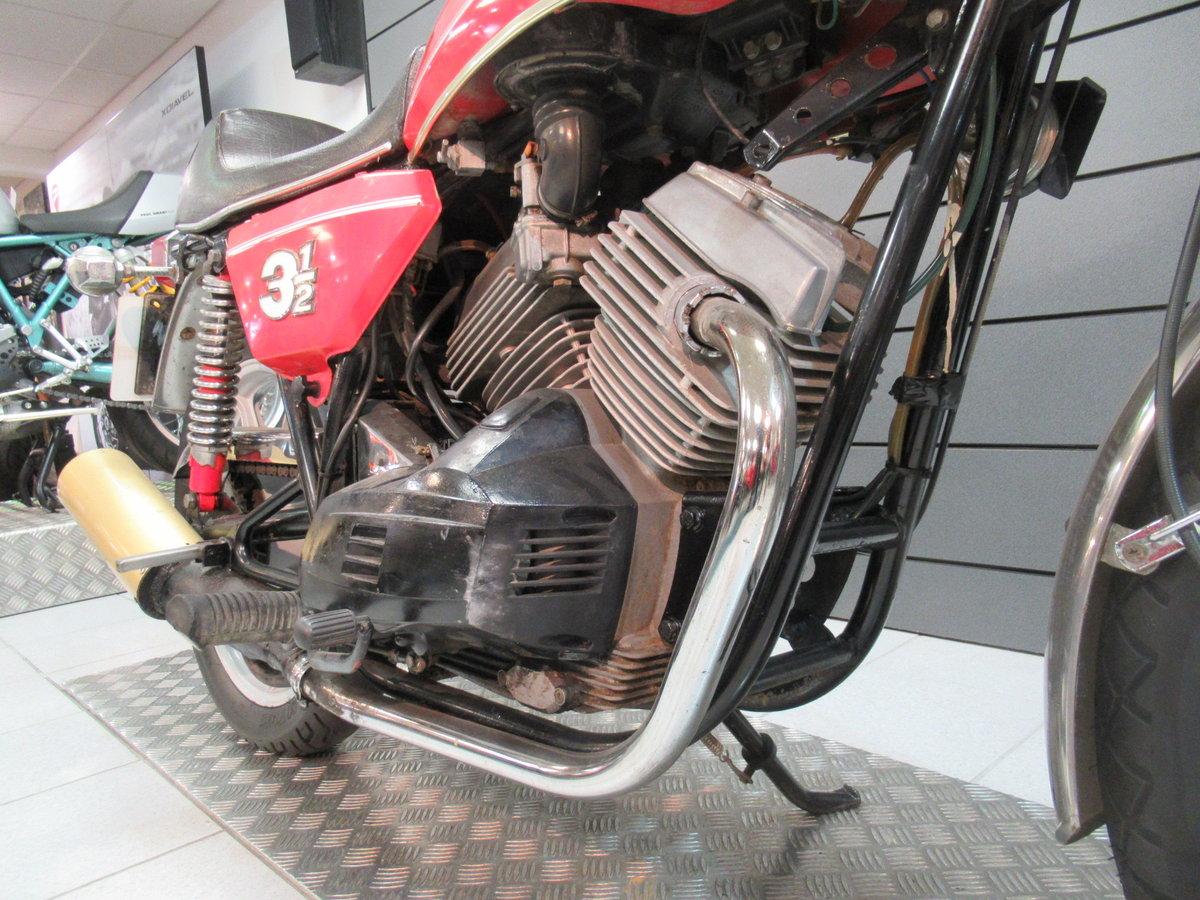 1980 Moto Morini 3 1/2 Sport For Sale (picture 5 of 6)