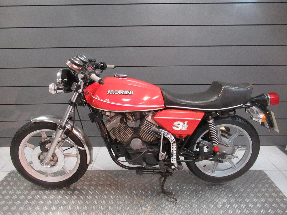 1980 Moto Morini 3 1/2 Sport For Sale (picture 6 of 6)