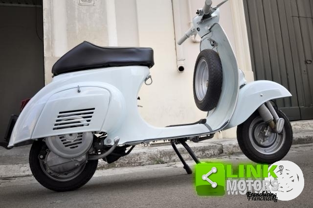 1970 VESPA V51AT COMPLETAMENTE RESTAURATA For Sale (picture 6 of 6)