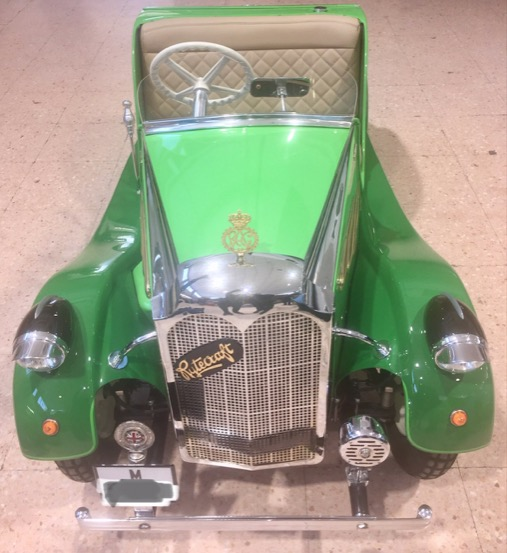 1934 Microcar Deluxe rytecraft scootecar For Sale (picture 5 of 6)