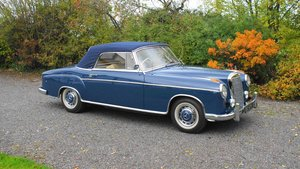 1960 Mercedes 220SE Cabriolet: 16 Feb 2019 For Sale by Auction
