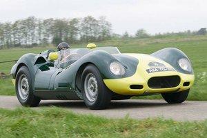 1959 Lister Jaguar Knobbly Evocation: 16 Feb 2019 For Sale by Auction