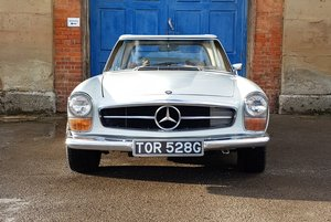 1969 Mercedes-Benz 280SL: 16 Feb 2019 For Sale by Auction