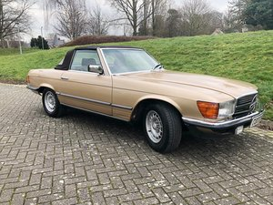 1985 Mercedes-Benz 380SL: 16 Feb 2019 For Sale by Auction