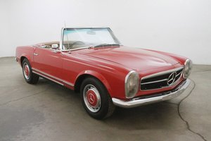 1964 Mercedes 230SL: 16 Feb 2019 For Sale by Auction