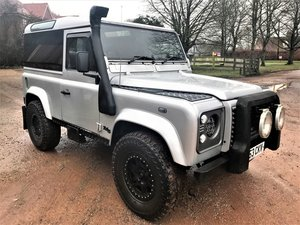 2003 03/53 Defender 90 TD5 X-tech+massive spec inc Stage 3 tune   SOLD