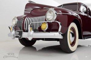 1941 Desoto Deluxe 4D Sedan - Suicide Doors