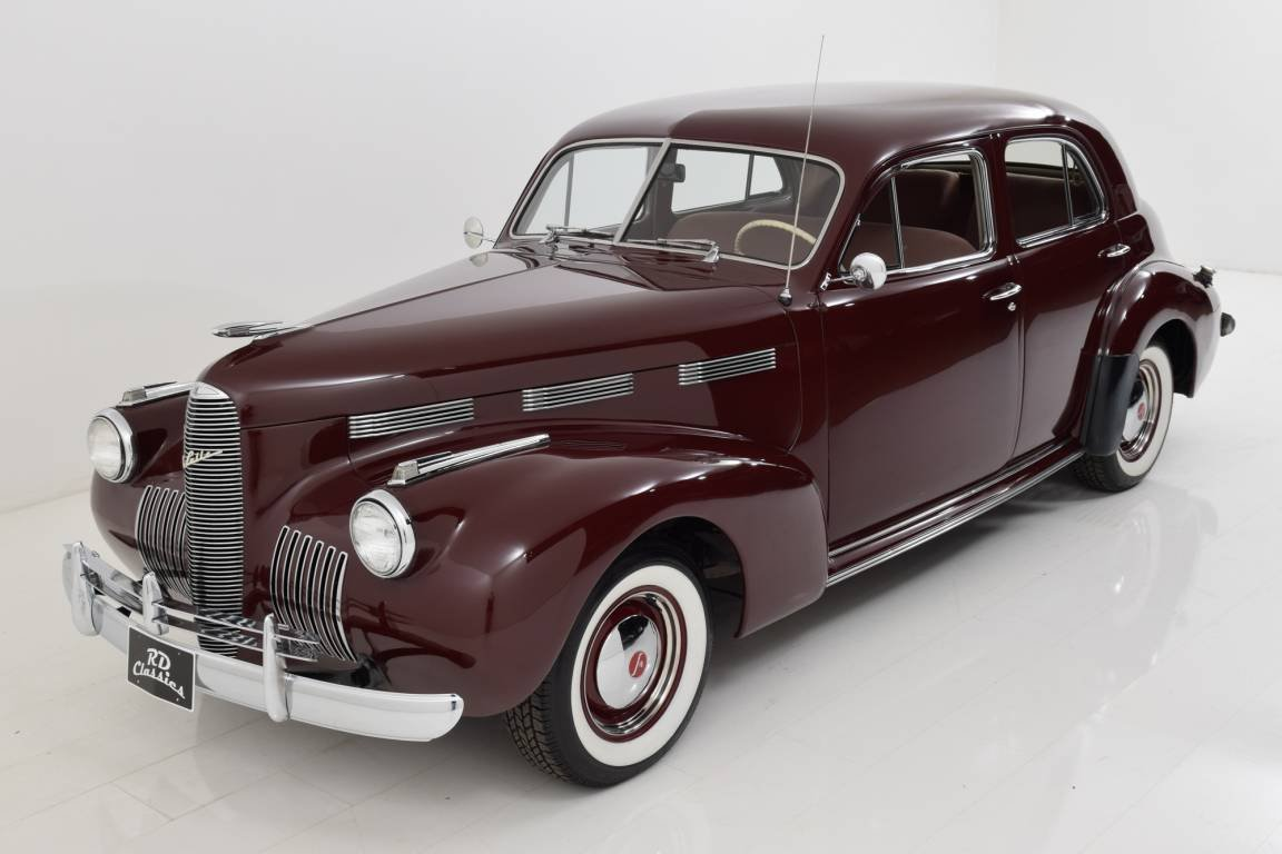 1940 LaSalle Series 40-50 Sedan For Sale (picture 2 of 6)