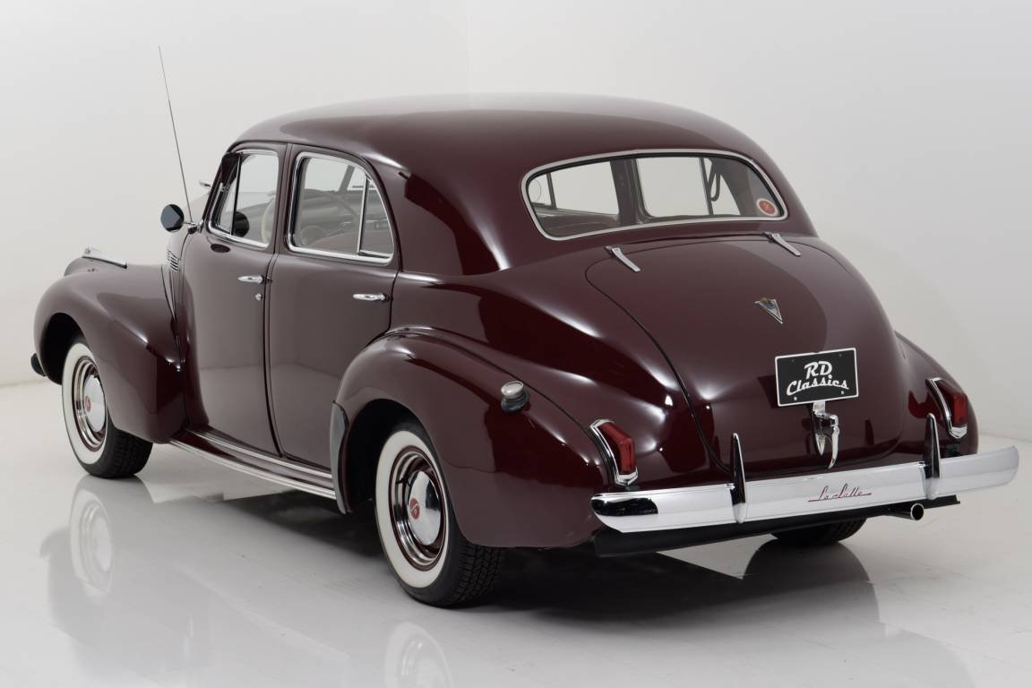 1940 LaSalle Series 40-50 Sedan For Sale (picture 3 of 6)