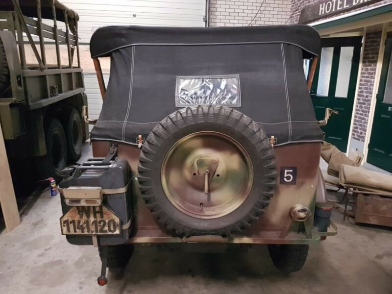 1943  Stoewer Typ 40 PKW der Wehrmacht Luftwaffe, Stoewer For Sale (picture 4 of 6)