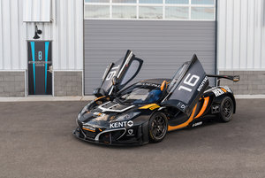 2012 McLaren MP4-12C GT3 For Sale