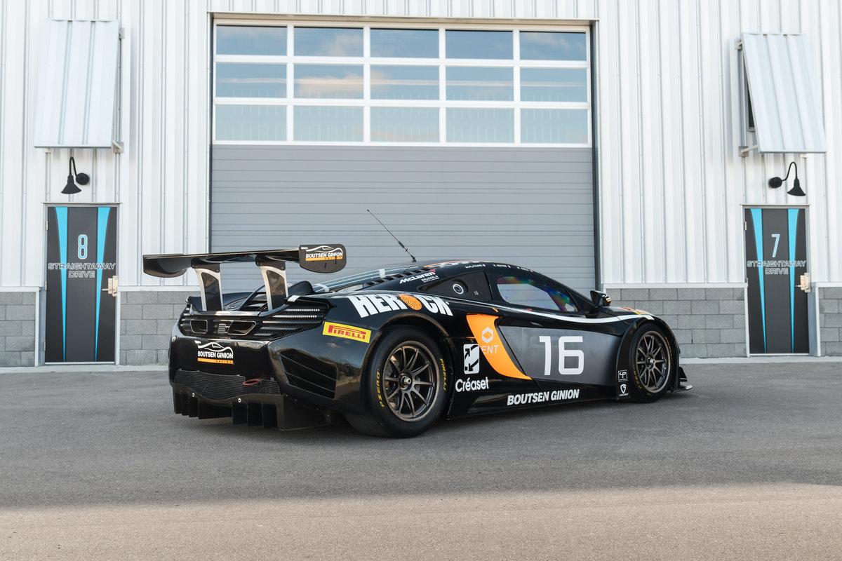 2012 McLaren MP4-12C GT3 For Sale (picture 2 of 6)