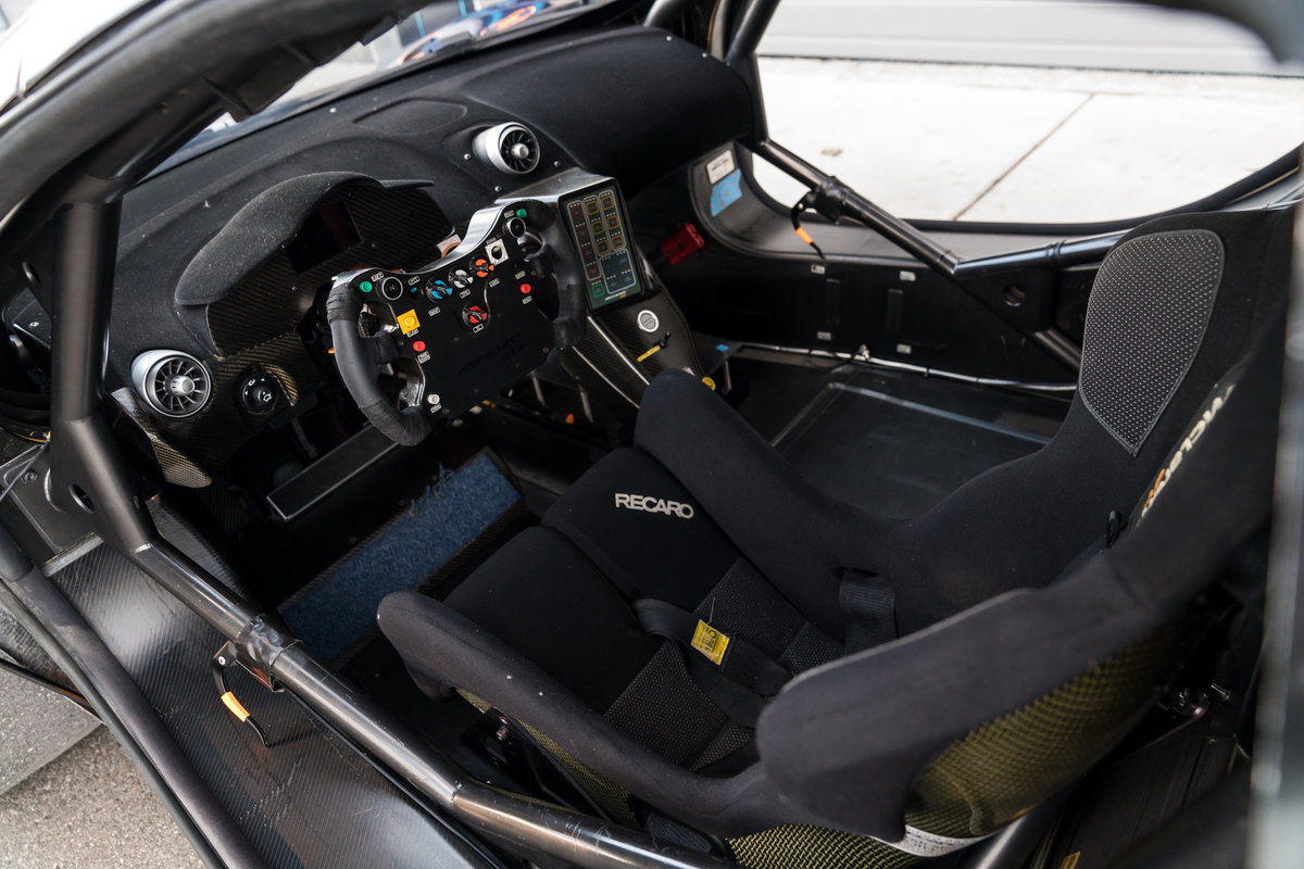 2012 McLaren MP4-12C GT3 For Sale (picture 4 of 6)