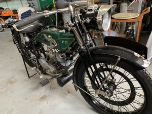 1921 Phelon and Moore Panther 500 Fully Restored For Sale