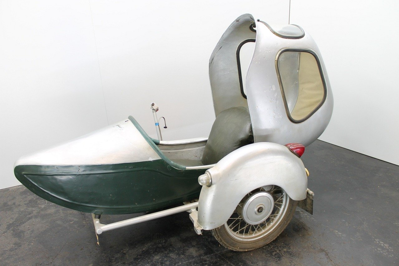 Sidecar 1930/40     For Sale (picture 1 of 6)