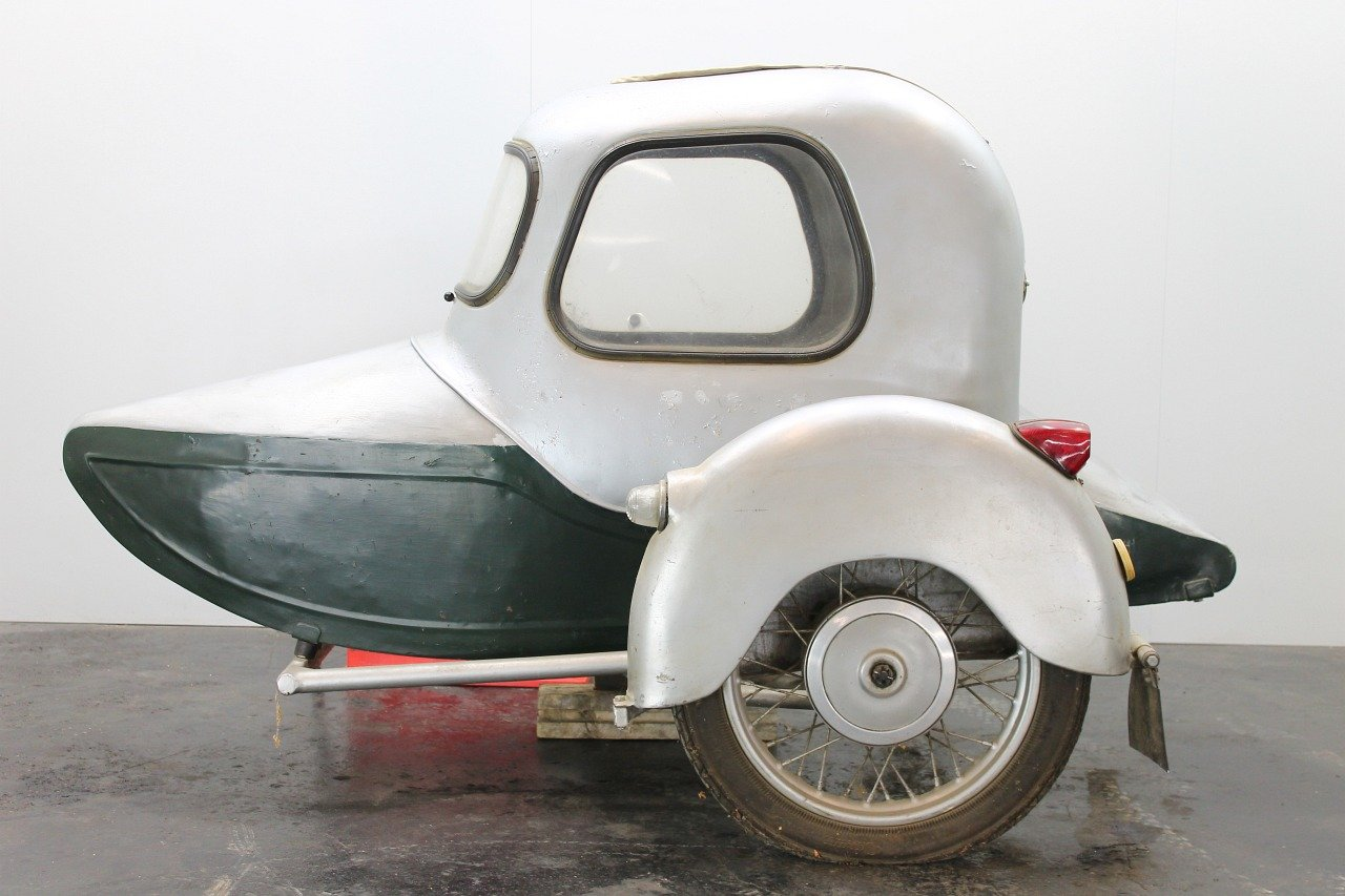 Sidecar 1930/40     For Sale (picture 2 of 6)