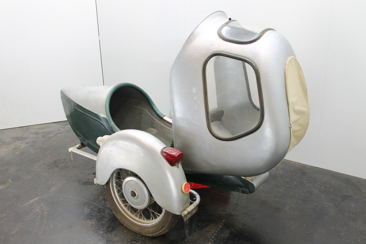 Sidecar 1930/40     For Sale (picture 4 of 6)