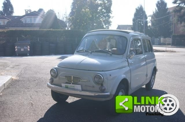 1969 Autobianchi BIANCHINA GIARDINIERA UNICO PROPRIETARIO For Sale (picture 1 of 6)