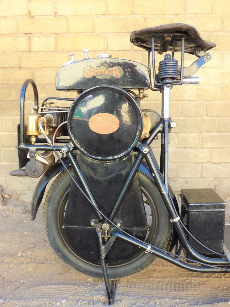 1920 ABC Skootamota SOLD (picture 3 of 6)