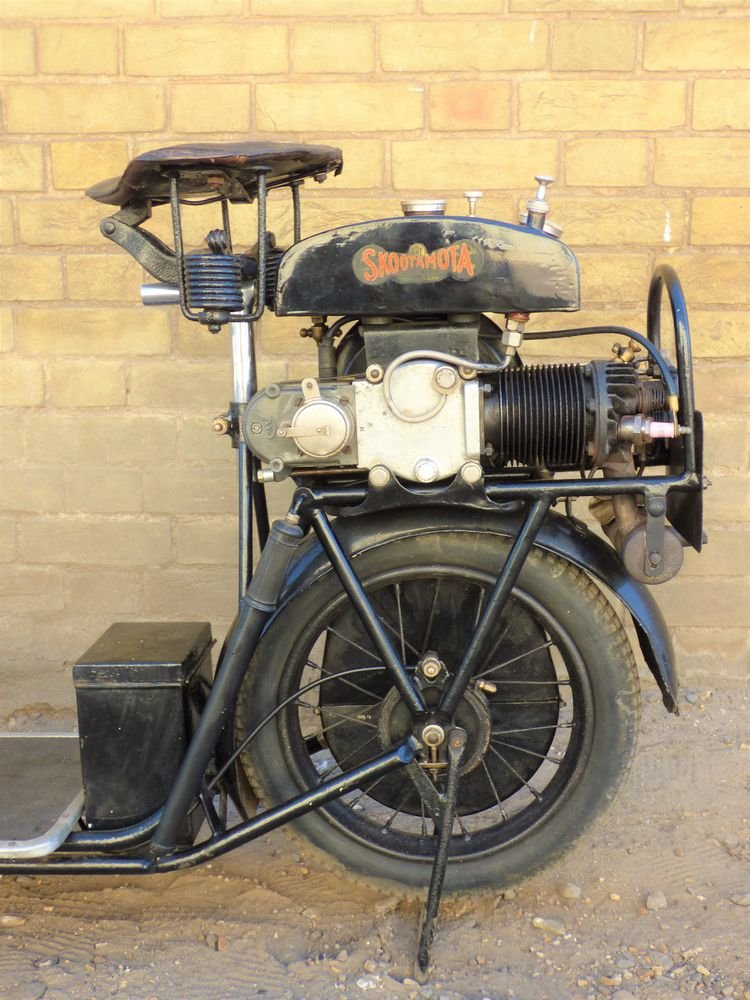 1920 ABC Skootamota SOLD (picture 4 of 6)