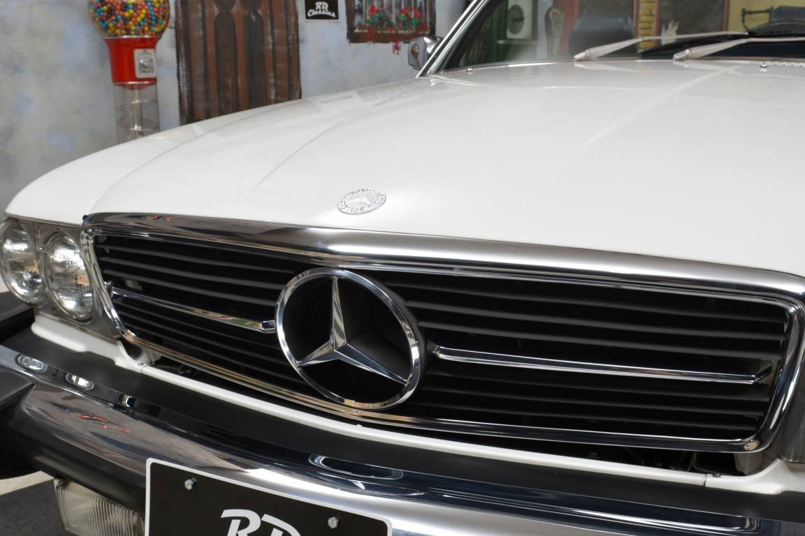 1983 Mercedes-Benz 380 SL Convertible For Sale (picture 3 of 6)