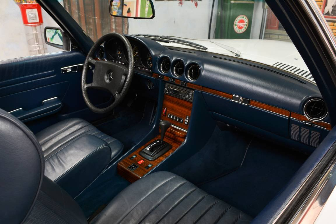 1983 Mercedes-Benz 380 SL Convertible For Sale (picture 5 of 6)