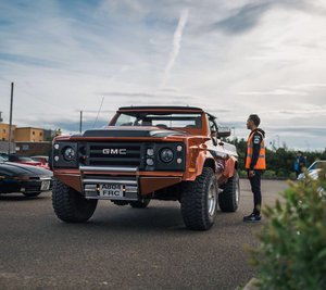 1984 GMC JIMMY BLAZER 5.O ONE OFF IN THE COUNTRY For Sale