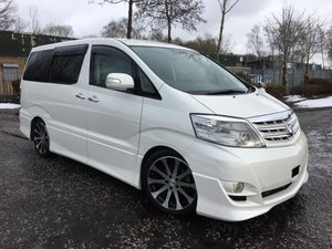 Toyota Alphard 2006 Fresh Import 2.4 V Edition 2WD 8 Seats For Sale