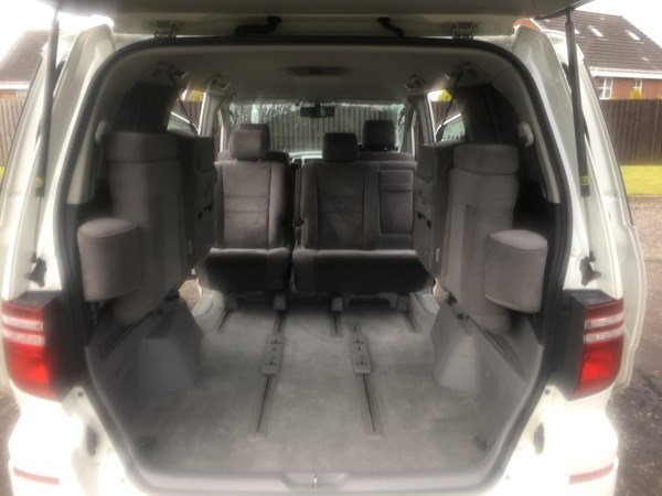 Toyota Alphard 2006 Fresh Import 2.4 V Edition 2WD 8 Seats For Sale (picture 3 of 6)
