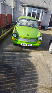 1984 Trabant 601 special lots of spares included