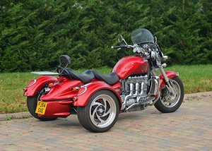 2004 Grinnall R3T (Tricycle) SOLD by Auction