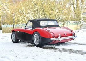1955 Austin-Healey 100/4 M BN2L SOLD by Auction