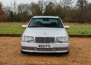 1995 Mercedes-Benz C36 SOLD by Auction