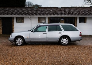 1995 Mercedes-Benz E280 Estate SOLD by Auction