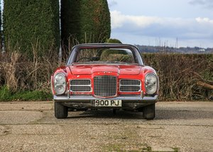 1963 Facel Vega II SOLD by Auction