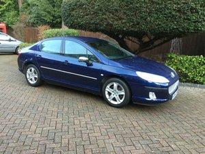 2004 Peugeot 407 E Luxury Pack For Sale
