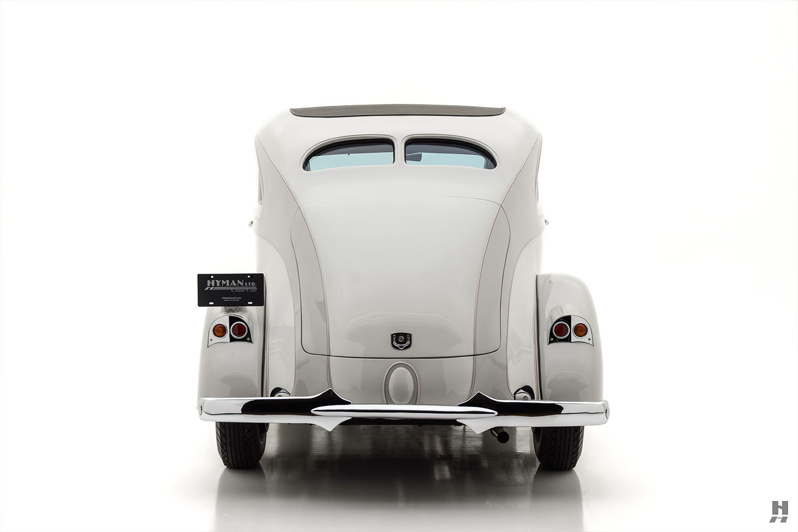1934 PIERCE ARROW MODEL 840A SILVER ARROW COUPE For Sale (picture 6 of 6)