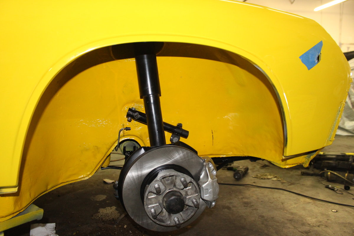 1970 Porsche 914-6, Canary Yellow, restored, drives great! For Sale (picture 1 of 6)